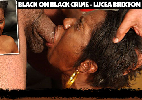 Lucea Brixton Degraded on Black On Black Crime